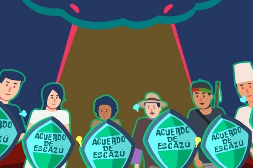 El acuerdo de Escazú: los desafíos para construir una verdadera ...